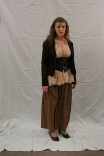 Les Miserables - Eponine the Jondrette Girl Costume