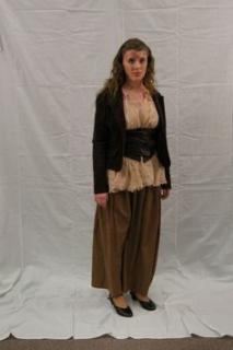 Les Miserables - Eponine the Jondrette Girl Costume