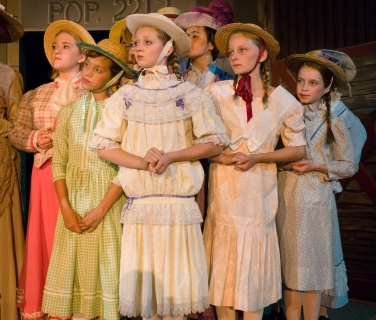 The Music Man - Townspeople Costumes