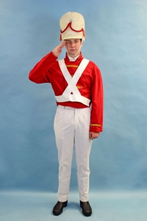 Mary Poppins Toy Soldier Costume