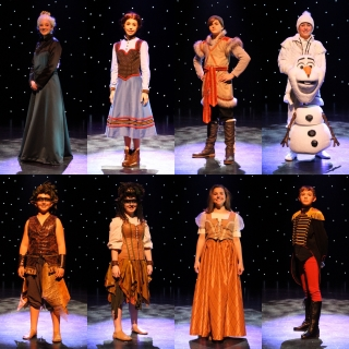 Frozen Costume Photos