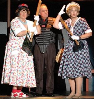 Damn Yankees Musical Costumes