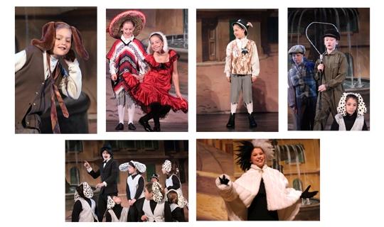 sc 1 st  Music Theatre International & 101 Dalmatians youth costumes for rent | Music Theatre International