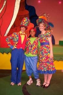 Seussical - Mr. Mayor, Mrs. Mayor, Jojo Costumes