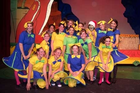Seussical - The Whos Costumes