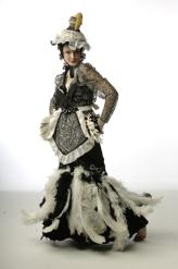Beauty and the Beast costume rental Babette