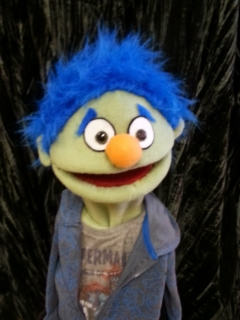 Avenue Q's Nicky wants to help you help others