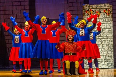 Shrek the Musical - Dulocs & Farquaad Costumes