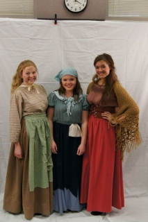 Les Miserables - Ensemble Townspeople Costumes