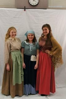 Les Miserables - Ensemble Townspeople Costumes