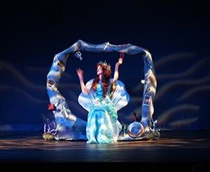 The Little Mermaid Ariel Costume Rental