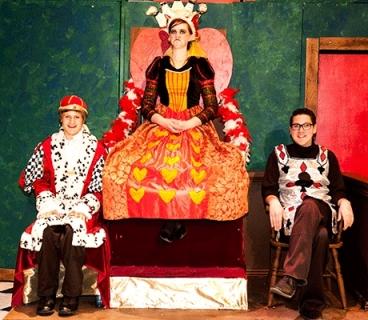 Alice in Wonderland - Court Stage Costumes