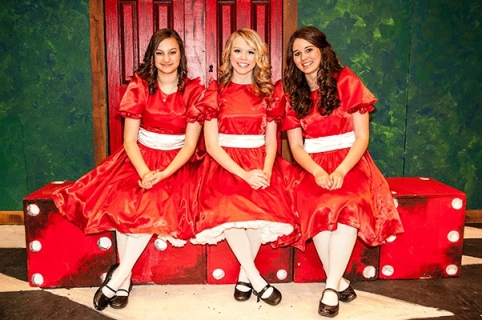 Alice in Wonderland - Costumes