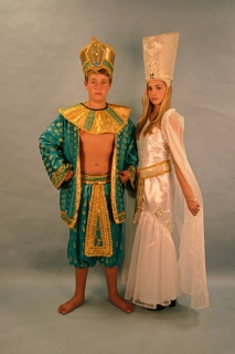 Aida - Radames & Amneris Wedding Costumes