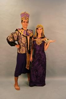 Aida - Radames & Amneris Costumes