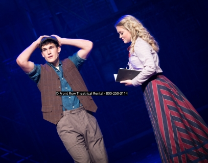 Newsies costume rental - Catherine period costumes - Front Row Theatrical Rental - 800-250-3114