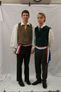 Les Miserables - ABC Boys Costumes