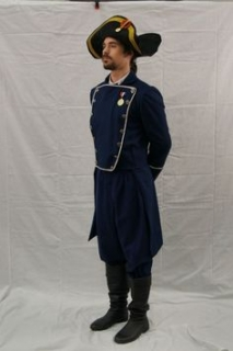 Les Miserables - Javert Costume