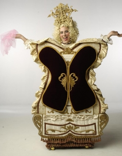 Beauty and the Beast costume rental