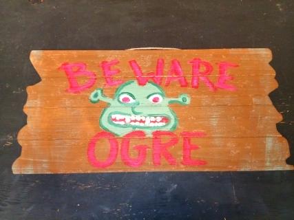 Shrek Props | Music Theatre International