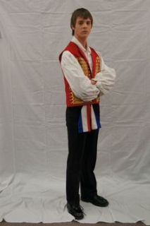 Les Miserables - Enjolras Costume