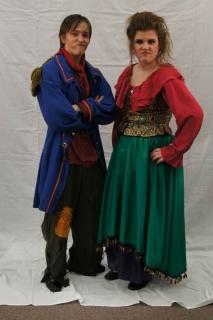 Les Miserables - Monsieur Thénardier and Madame Thénardier Costumes
