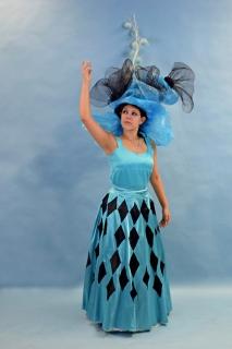Aida - Fashion Show Costume