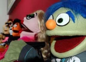 Avenue Q Puppet Rental | Puppets for Avenue Q Show
