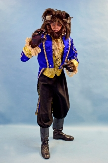 Beauty & the Beast - Beast Enchanted Prince Fancy Costume