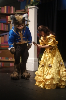 BELLE AND THE BEAST COSTUMING