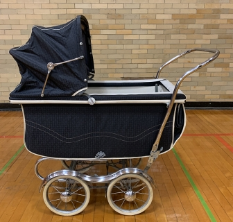 Baby Buggy for N.Y.C.
