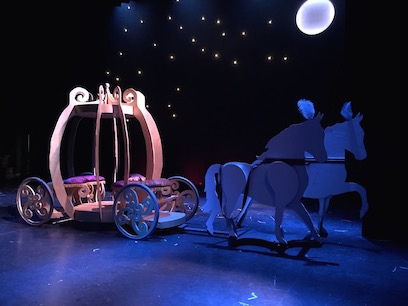 Cinderella Carriage and Horses