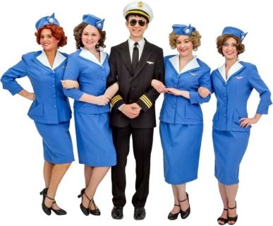 Catch Me If You Can Costume Rentals Music Theatre