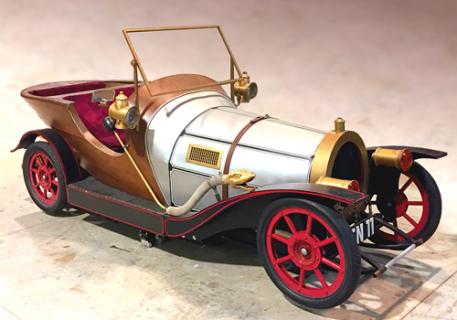 Chitty Chitty Bang Bang Car Rental