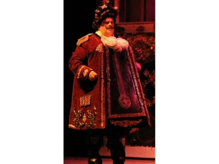 Beauty and the Beast Costume Rental - Cogsworth