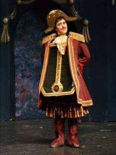 Beauty & the Beast - Cogsworth Enchanted Clock Costume