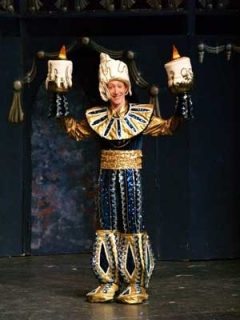 Beauty & the Beast - Lumiere Enchanted Candelabra Costume