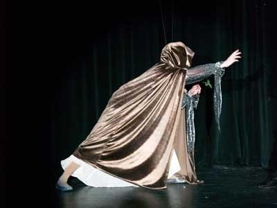 Beauty & the Beast - Enchantress Old Hag Beggar Cloak & Costume