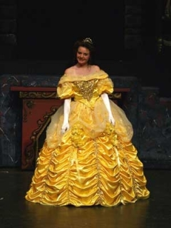 Beauty & the Beast - Belle Yellow Gown Costume