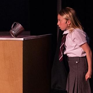 Matilda the Musical Magic Props - cup