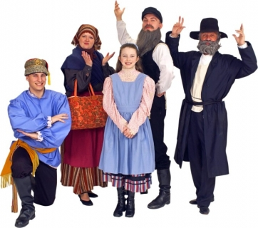 Fiddler On The Roof Costume Rentals And Sales Music