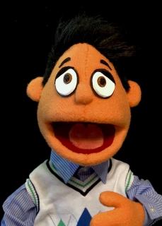 Princeton Puppet for Avenue Q