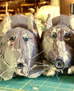 RC Rats for Shrek the Musical