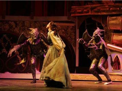 Beauty and the Beast Costume Rental - Gargoyles
