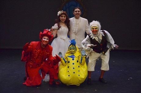 Disney's The Little Mermaid Costumes