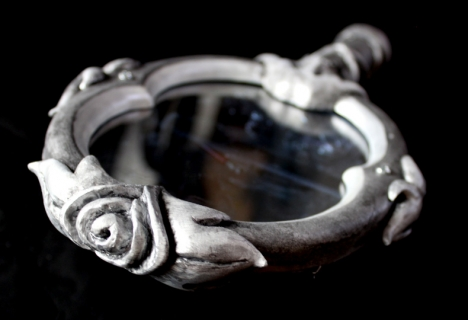Enchanted Hand Mirror - Top