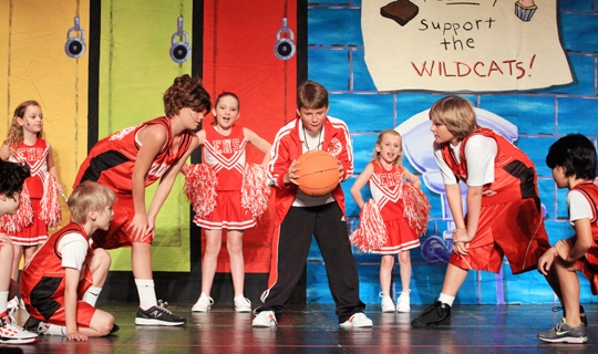 High School Musical Costumes Music Theatre International