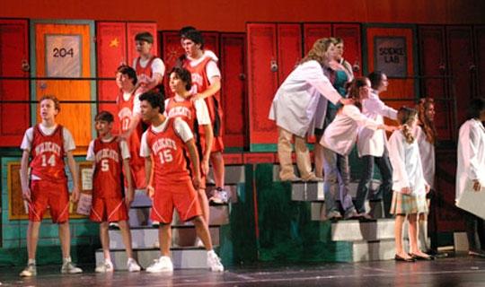 1 ... & High School Musical costumes | Music Theatre International
