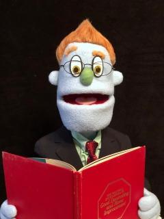 Rod Puppet Avenue Q puppet rental