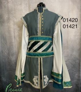 Prince, Aladdin Jr., costume rental, PSBcreative